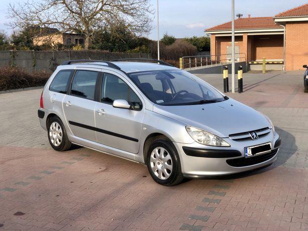 Peugeot 307 1.6 benzyna 2003r 210tys km automat