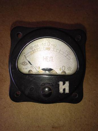 Миллиамперметр М5-29 (0 - 1,0 мА)