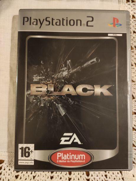 Black - jogo ps2 - retoma jogos ps4