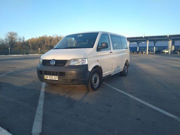 Volkswagen Transporter T5 2004 пассажир