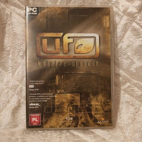 Ufo kolejne starcie