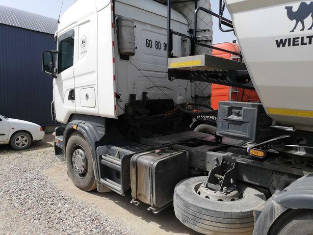 Scania r420 hydraulika