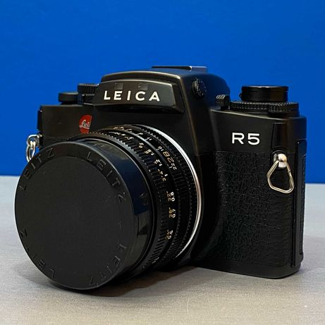 Leica R5 + Leitz Wetzlar Elmarit-R 28mm f/2.8
