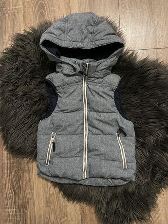 Тёплая жилетка H&M