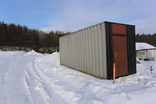 Kontener budowlany / kontener na sprzedaż