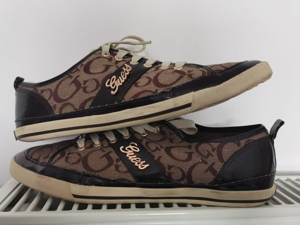 Guess buty sneakersy Gucci GG oryginal