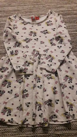 NOVO - Vestido da Minie e do Mickey