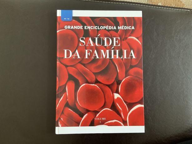 Grande Enciclopédia Médica - saúde em família