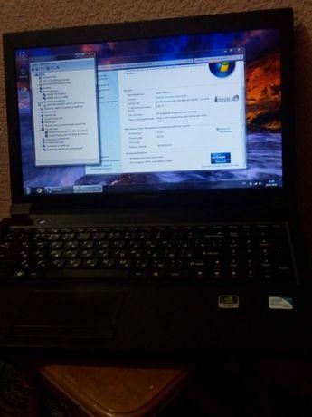 Ноутбук Lenovo  B570e. Intel B950 2.1gHz/4gb DDR3/GeForce 410m
