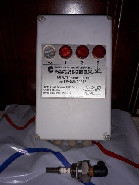 Сигнализатор уровня EP-53 105TZ [электронное реле с датчиками]