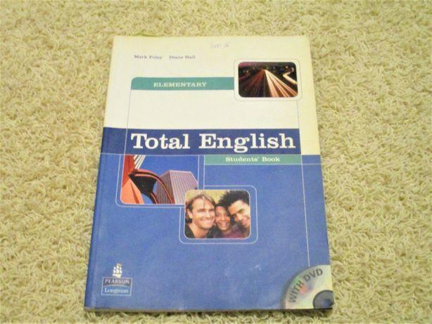 TOTAL ENGLISH Elementary Mark Foley, Diane Hall DVD
