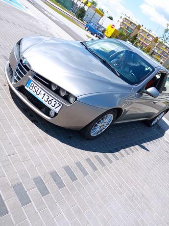 Alfa Romeo 159 sedan skóry