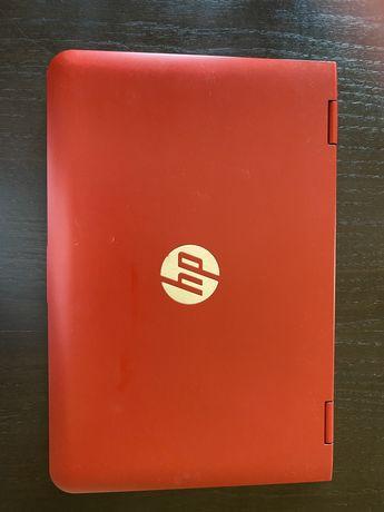 Portatil HP pavilion x360 - 11-k102np (vermelho)