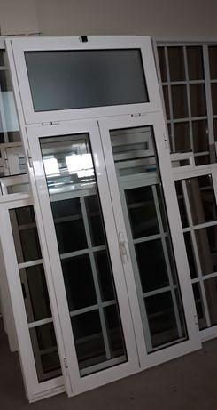 Janela Aluminio Vidro Duplo - Porta Sacada- Porta Aluminio