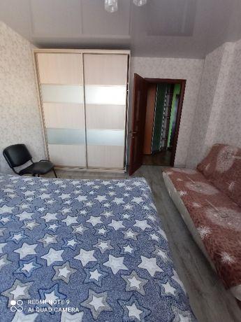 Квартира на сутки в новострое недалеко от аэропорта с платной стоянкой