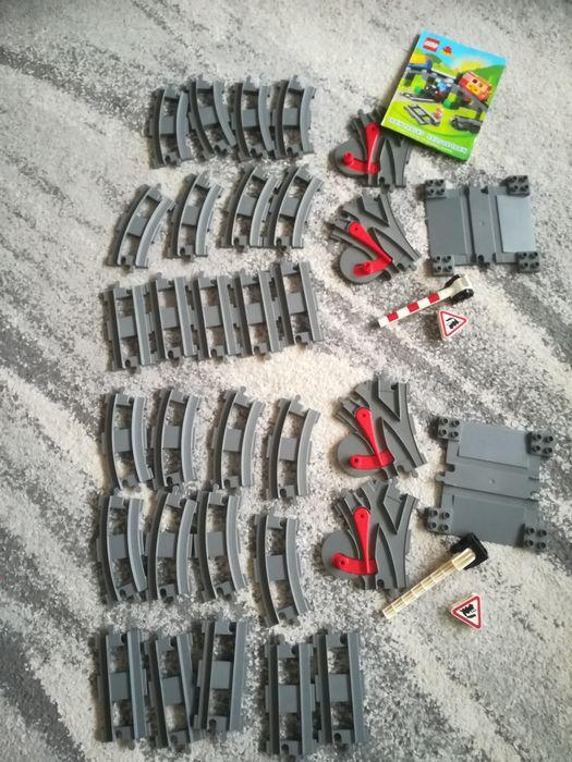 Lego duplo tory 2x10506 Warszawa - image 1