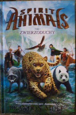Spirit Animals - Zwierzoduchy t.1