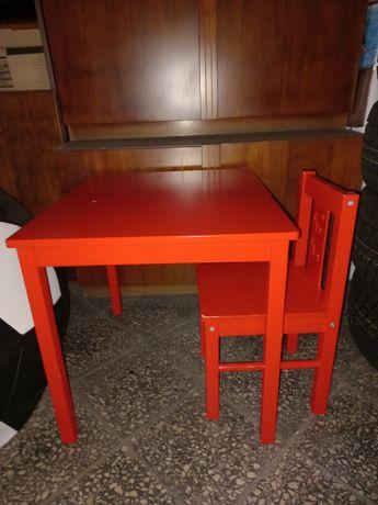 Stolik krzesełko dla dzieci