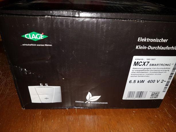 Elektroniczny  podgrzewacz wody MC X7
