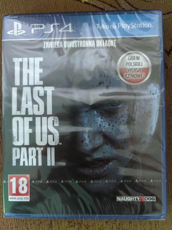 "Gra ""The Last of Us Part II"" PS4/PS5 [NOWA, FOLIA]"