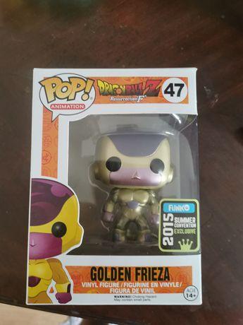 Funko Pop Golden Frieza Dragon Ball