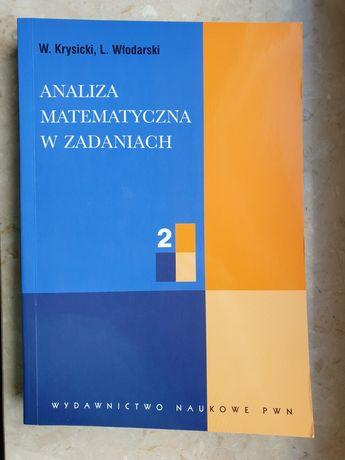 Analiza matematyczna w zadaniach 2 2013