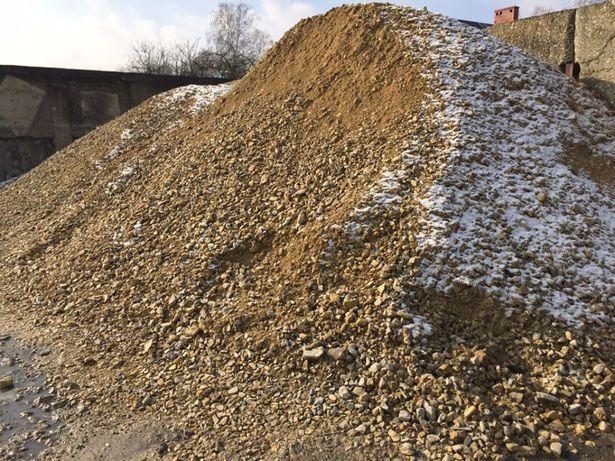 Kamień Płukany 0-60 mm Dolomit na drogę do betonu podbudowa odwodnieni