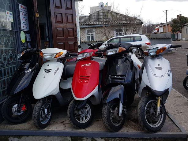 Японские скутера, мопеды...