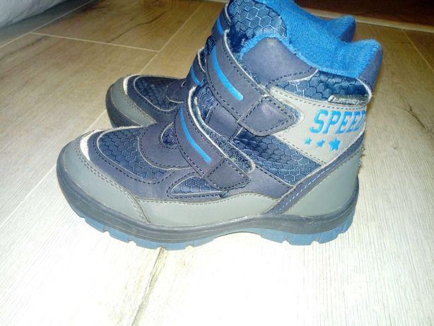 Buty chłopięce z lidla