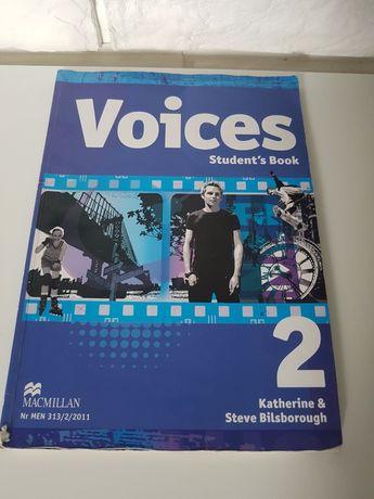 Voices 2 książka i ćwiczenia