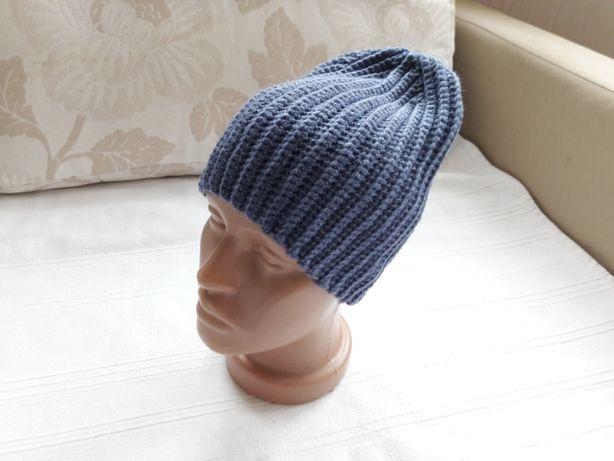 Новая деми шапка бини для мальчика