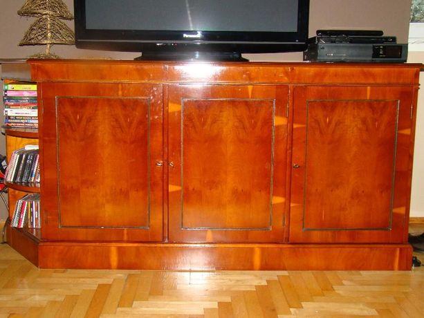 komoda drewniana w stylu angielskim