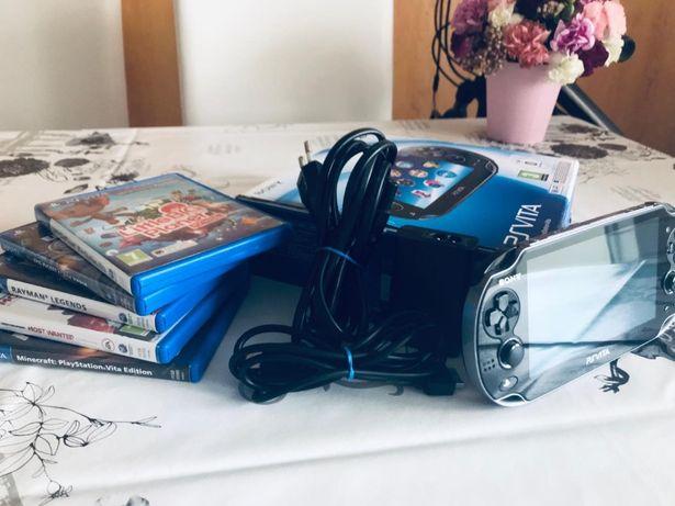Konsola przenośna PS Vita- OKAZJA!!!