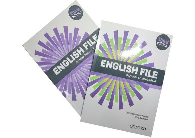 English File Beginner (3 издание)