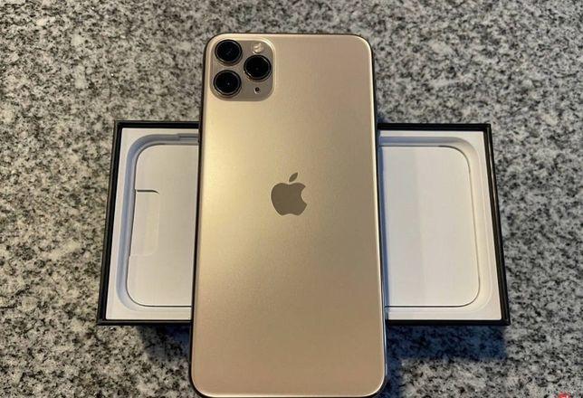 Iphone 11Pro złoty 64gb ideał