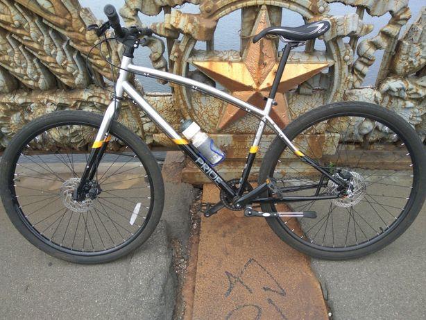 Велосипед Pride Rocksteady 8.3 (хромолевая рама, планетарная втулка)