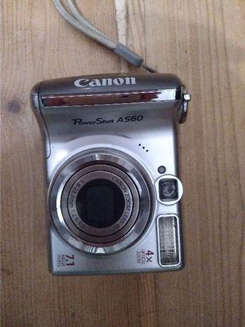 Продам фотокамеру Canon PowerShot A560
