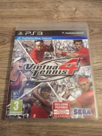 Gra PlayStation 3 VIRTUA TENNIS 4 PS3