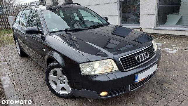 Audi A6 SUPER STAN / 2.4 / LIFT / Zarejestrowana / Manual / Xenon / Alumy