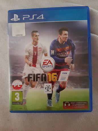 FIFA 16 PS4 po polsku