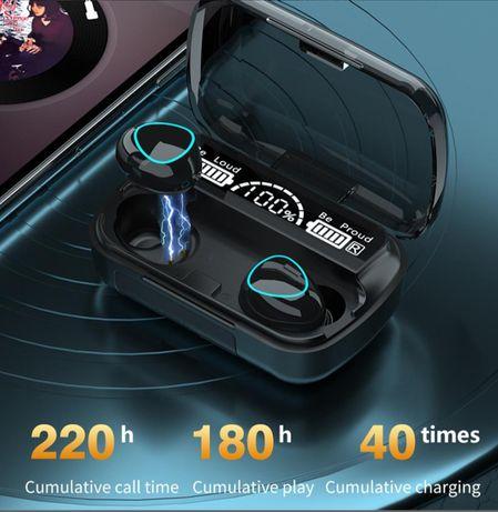 M10 TWS Беспроводные наушники Bluetooth 5.1