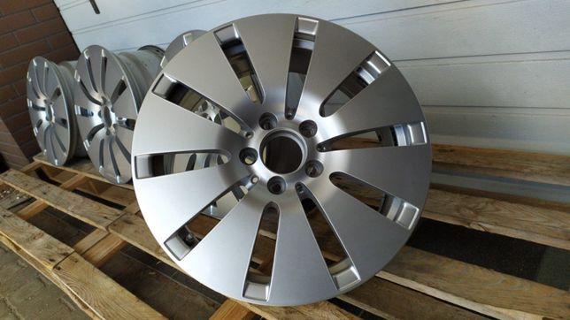 Felgi aluminiowe 17'' 5x112 ET48,5 MERCEDES AUDI SEAT SKODA VW