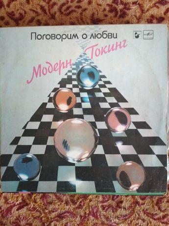 Пластинки ABBA Ricardo Fogli Gianni Morandi Dire Straits Sandra Mogen