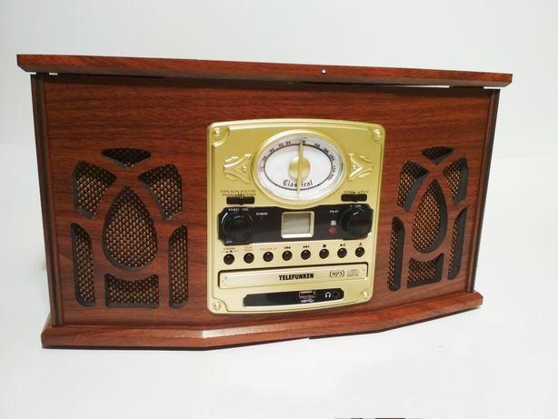 Ностальгическая музыкальная система Telefunken