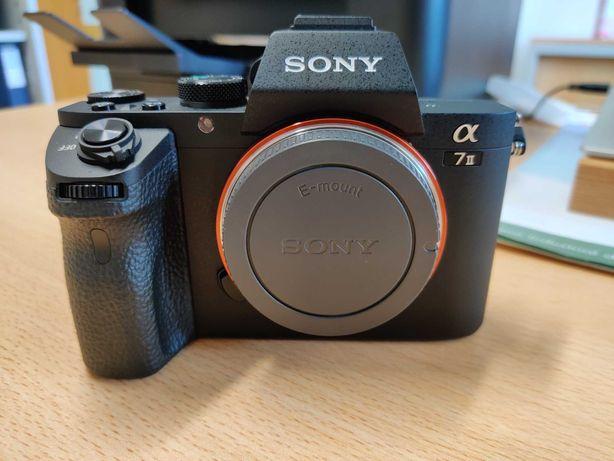 Sony a7II + Sigma 35mm f/1.4 DG HSM Art + Samyang 85mm f/1.4 AF