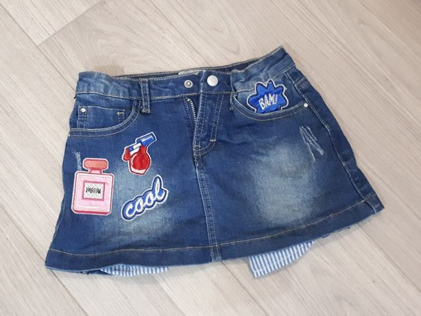 Spódnica jeansowa Mayoral 110