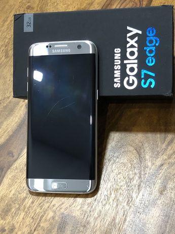 Samsung Galaxy S7 edge 32 GB 4 GB RAM Silver Titanium