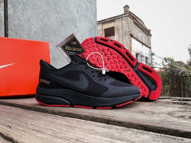 Мужские утепленные термо кроссовки Nike Zoom Winflo 8.0 Gore-Tex