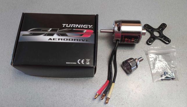 Мотор бесколлекторный Turnigy SK3 Aerodrive - 3548- 1050kv Brushless