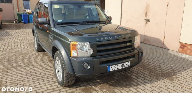 Land Rover Discovery Land Rover Discovery 3 2,7 tdv6